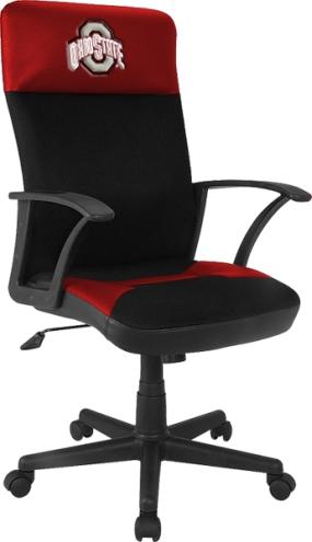 ohio state buckeyes varsity office chair