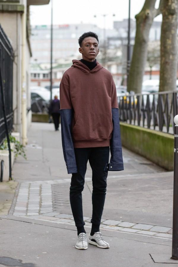 Casual Paris Street Style