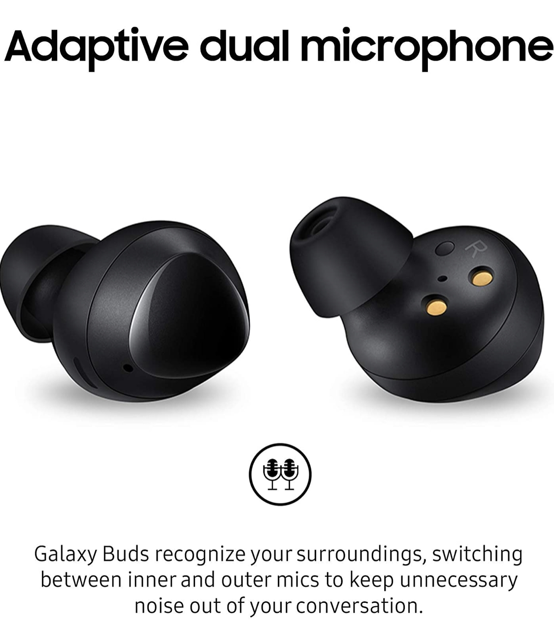 Samsung Galaxy earbuds review