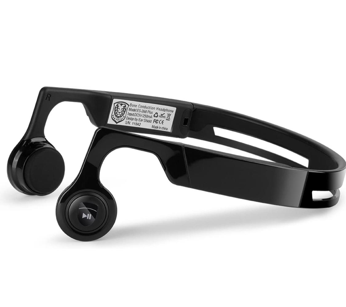 HLQING Bone Conduction Headphones
