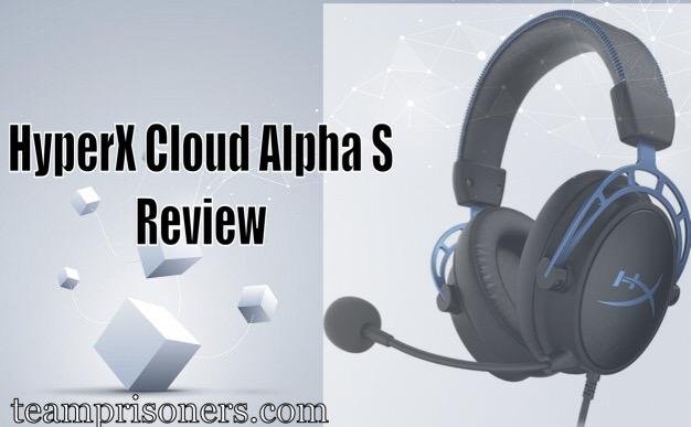 HyperX Cloud alpha s review