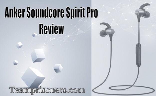 Anker Soundcore Spirit Pro