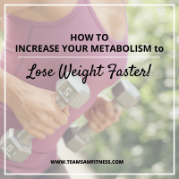 How to Increase Your Metabolism to Lose Weight Faster Feature