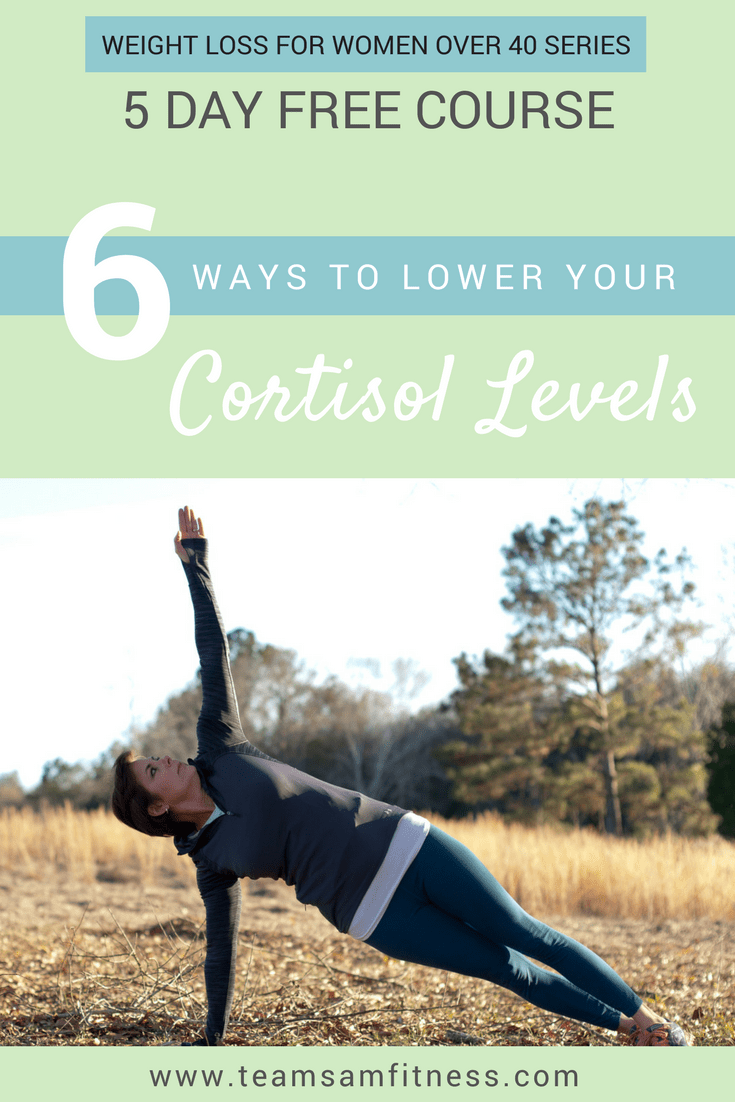 6 Ways to Lower your Cortisol or Stress Hormone