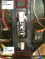 SC10 Battery Position