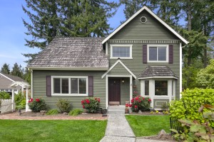 Exterior Front at 16506 31st Dr SE, Bothell