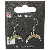 San Diego Chargers Dangler Earrings