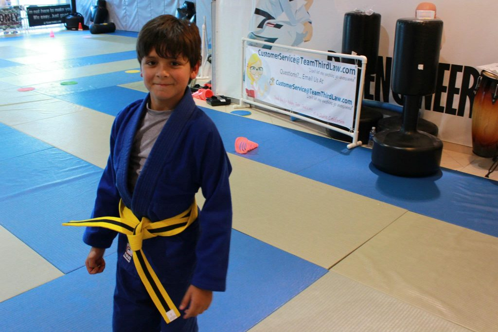 In Our Martial Arts Program Your Child Will Develop Confidence!