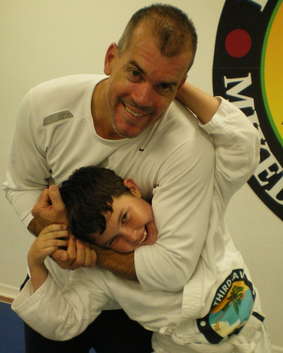 Chirs Craparo comments on Third Law BJJ Kids Program of Naples, FL