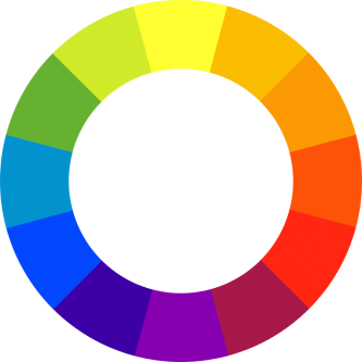 Image of a Color Wheel