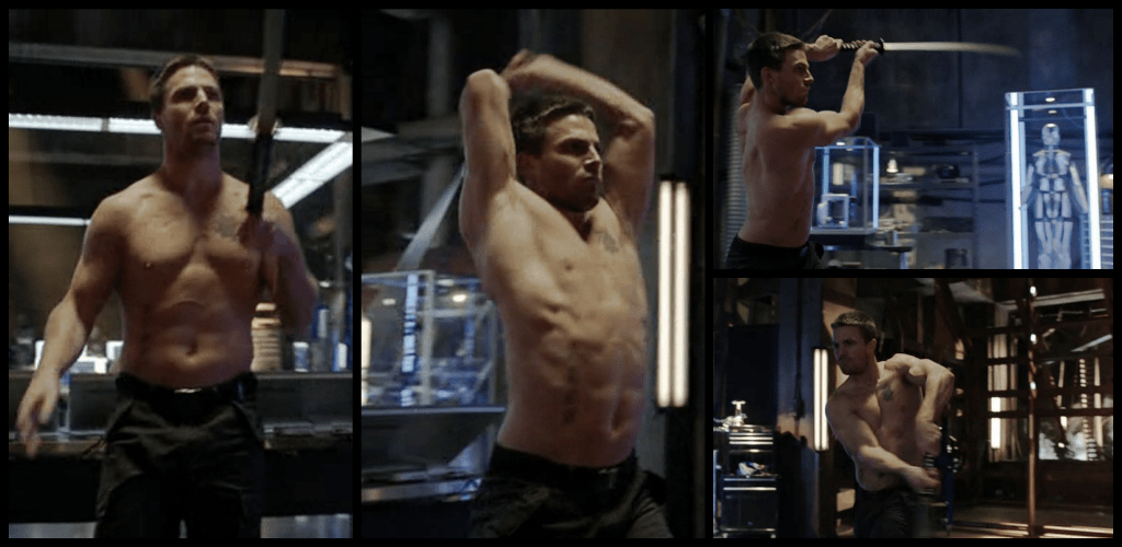 Want A Body Like The Arrow's? Work Out The Oliver Queen