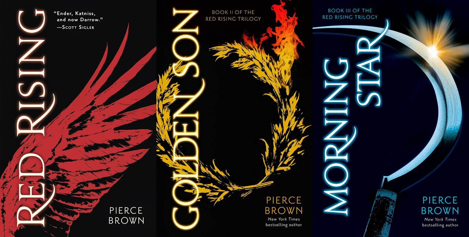 Image result for Red Rising series