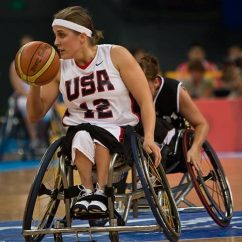 Wheelchair Olympics King Chair Design Natalie Schneider Schwab Looking For Her Fifth Paralympic Games National