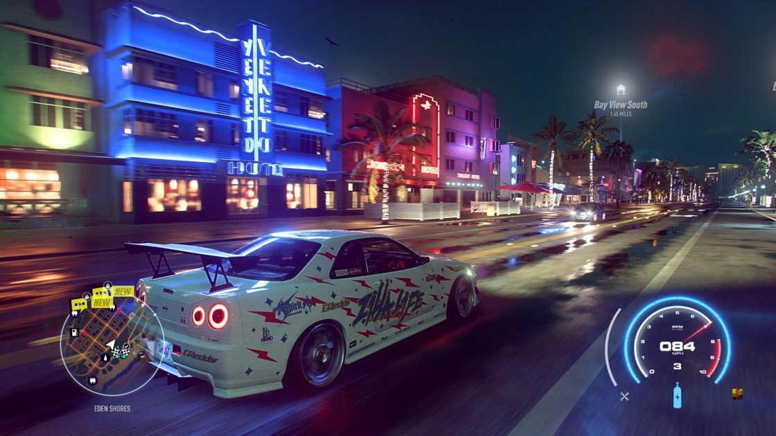 Need for Speed goes gold. new gameplay clips - Team VVV
