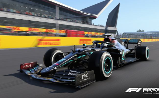 Black Mercedes Livery Added To F1 2020 Among Other