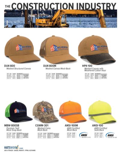 outdoor cap flyers