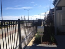 Decorative Residential Fencing