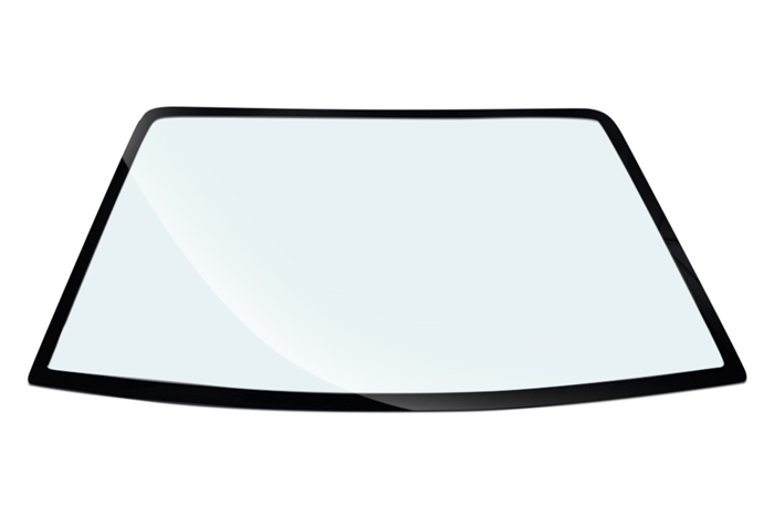 Optic Armor 79-93 Mustang Formed Rear Hatch Window 3/16in
