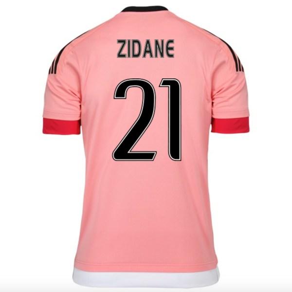 Juventus 15-16 Shirt Zidane 21 S12846-64157 - 73