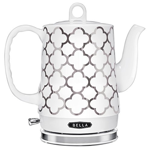 BELLA 1.2L ELECTRIC CERAMIC TEA KETTLE