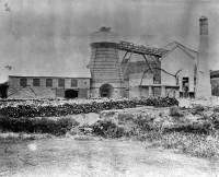 Ironsand blast furnace  Taranaki region  Te Ara