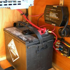 Wiring Diagram Box Trailer Lights Nordyne Gas Furnace Teardrop Fix-it-shop | Power Configuration