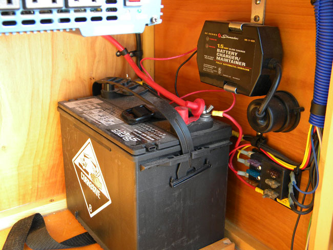 110 Volt Fuse Box Teardrop Fix It Shop Teardrop Trailer Power Configuration