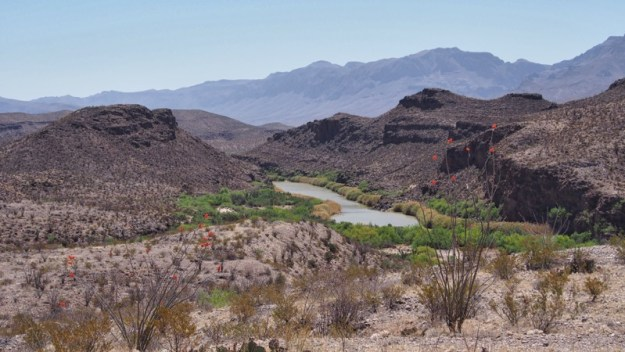 photo of Big Bend Ranch State Park