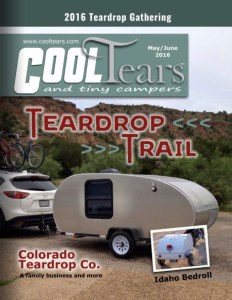 Cool Tears Magazine cover