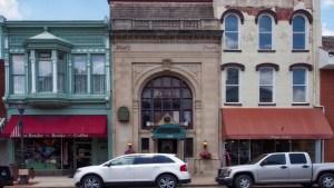 photo of Lexington façades 3