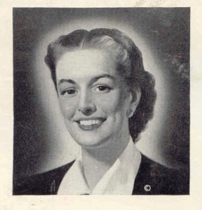 image of Irma Harding by Haddon Sunbloom in 1948