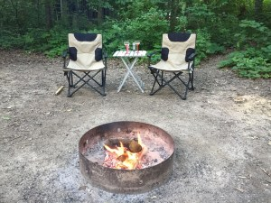 photo of Campfire cocktails