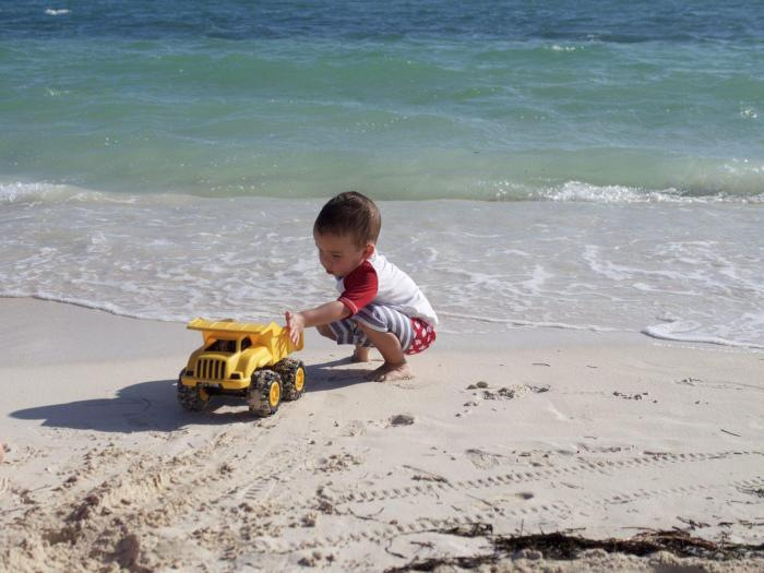 The Best Toddler Beach Toys