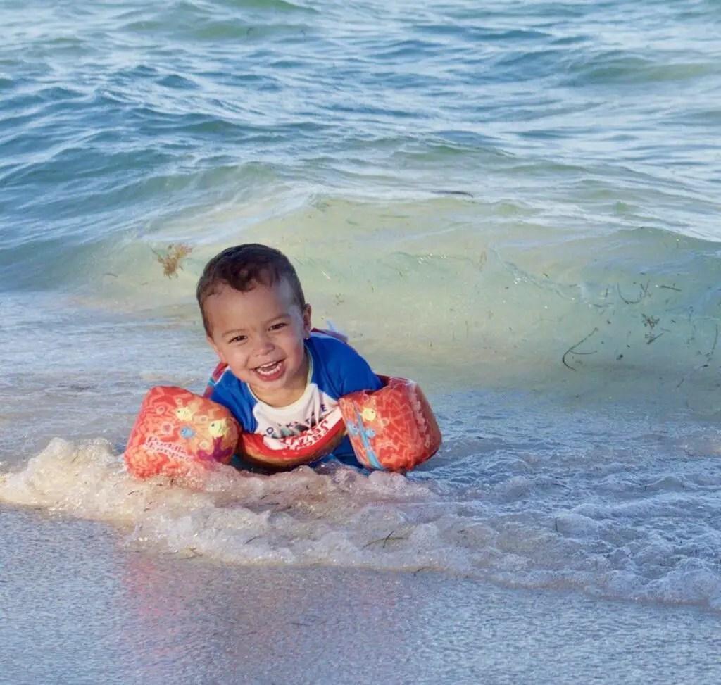 Toddler Beach Gear: Puddle Jumper