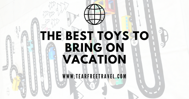 The Best Travel Toys for Toddlers