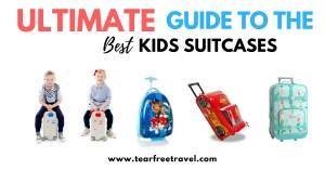 Best Kids Suitcases