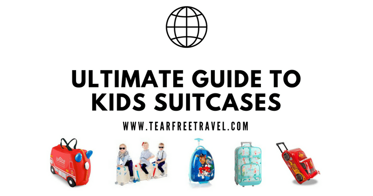 The Ultimate Guide to Kids Suitcases