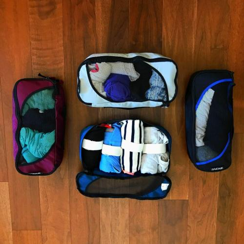 Kids Packing Cubes