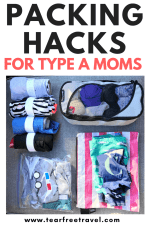 I'll be the first to admit, I'm a little type A when it comes to packing for vacation! Click through to see my top family packing hacks, including a review of the best packing cubes and luggage organizers around. #luggageorganizer #packinghacks #familypackinghacks #suitcaseorganizer #kidspackingcubes #luggageorganiser #luggagecubes #besttravelcubes