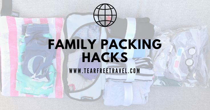 Family Packing Hacks: The Best Luggage Organizers Reviewed
