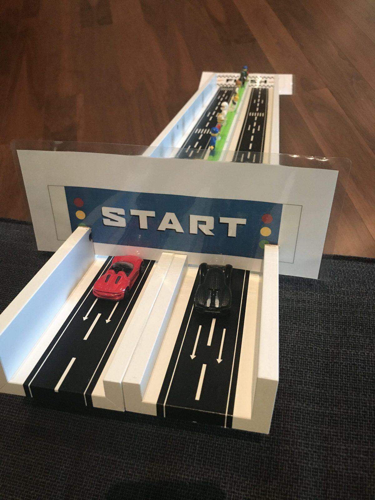 Ikea Hack Diy Toy Car Ramp