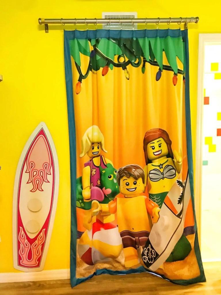 Legoland Beach Retret Review Kids Room