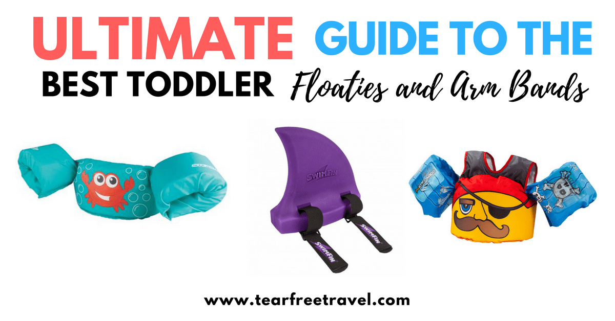 The Best Swim Floaties For Toddlers And Babies I've Actually TRIED