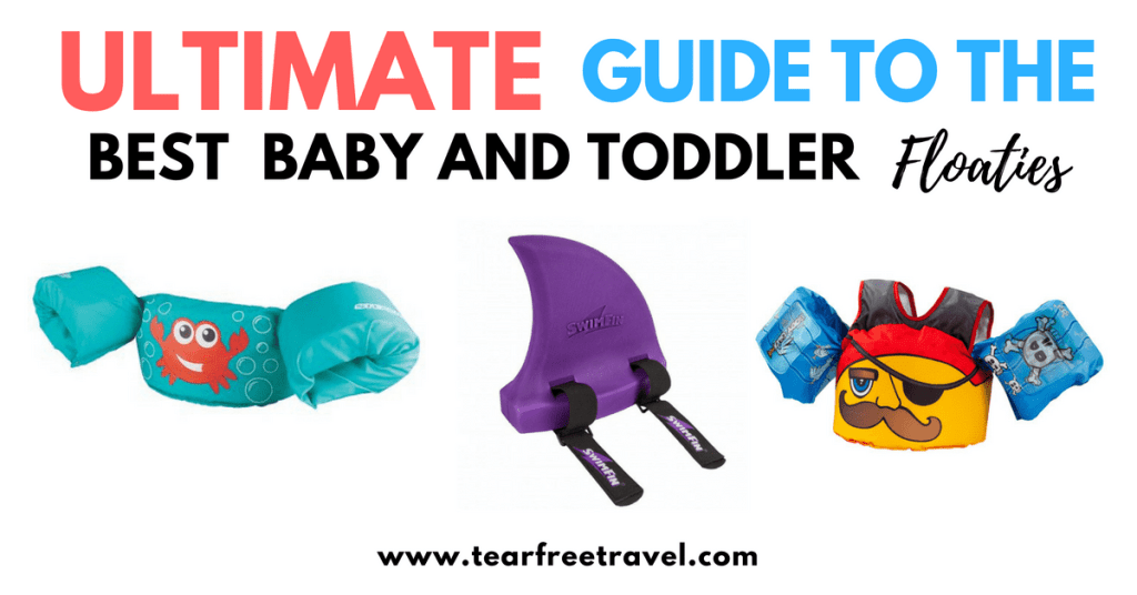 The best toddler floaties that I have actually tried!