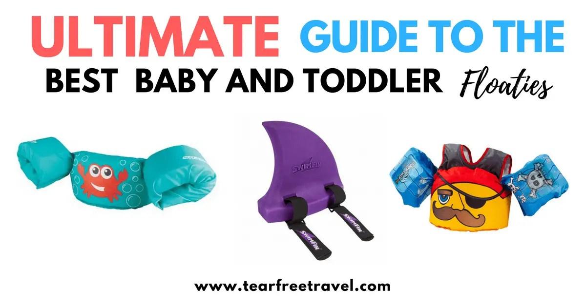 Floaties for Babies and Best Toddler Floaties