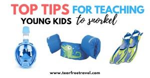 Teach Kids To Snorkel FI