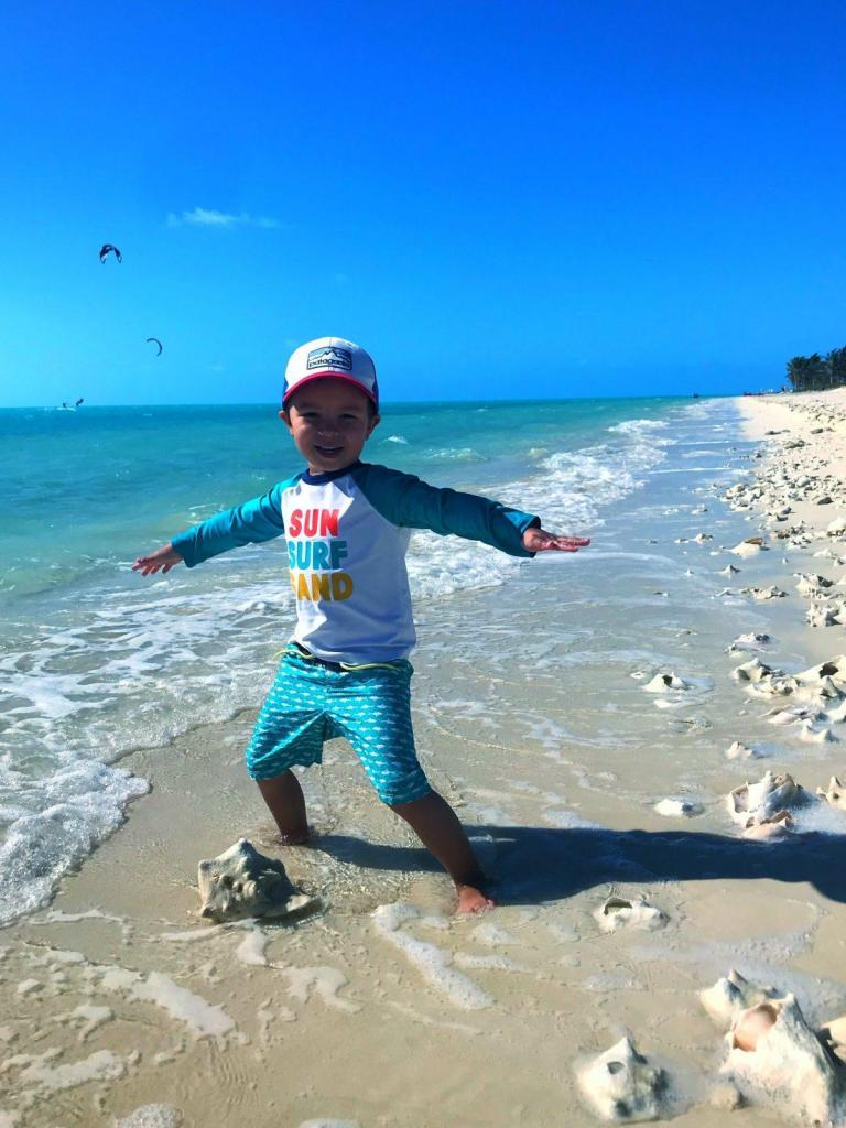 Things to do in turks and Caicos Kite Boarding