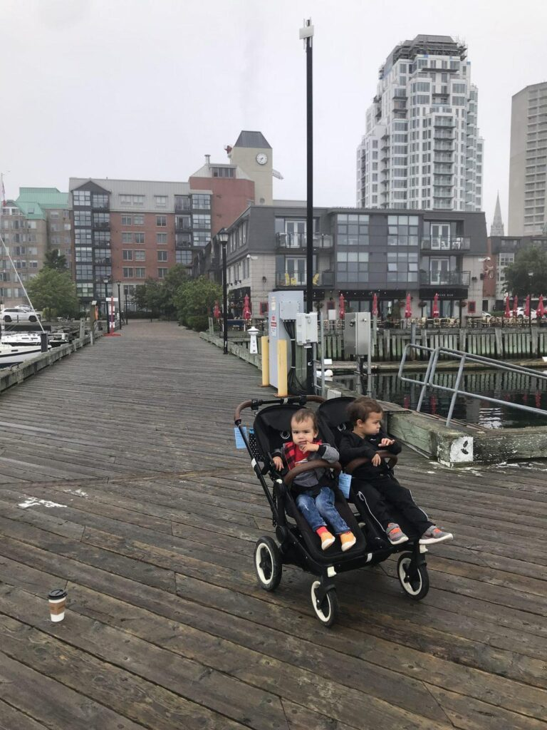 Halifax with Kids: Harbourfront