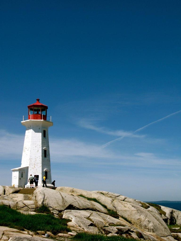 Peggy's Cove: Halifax with Kids