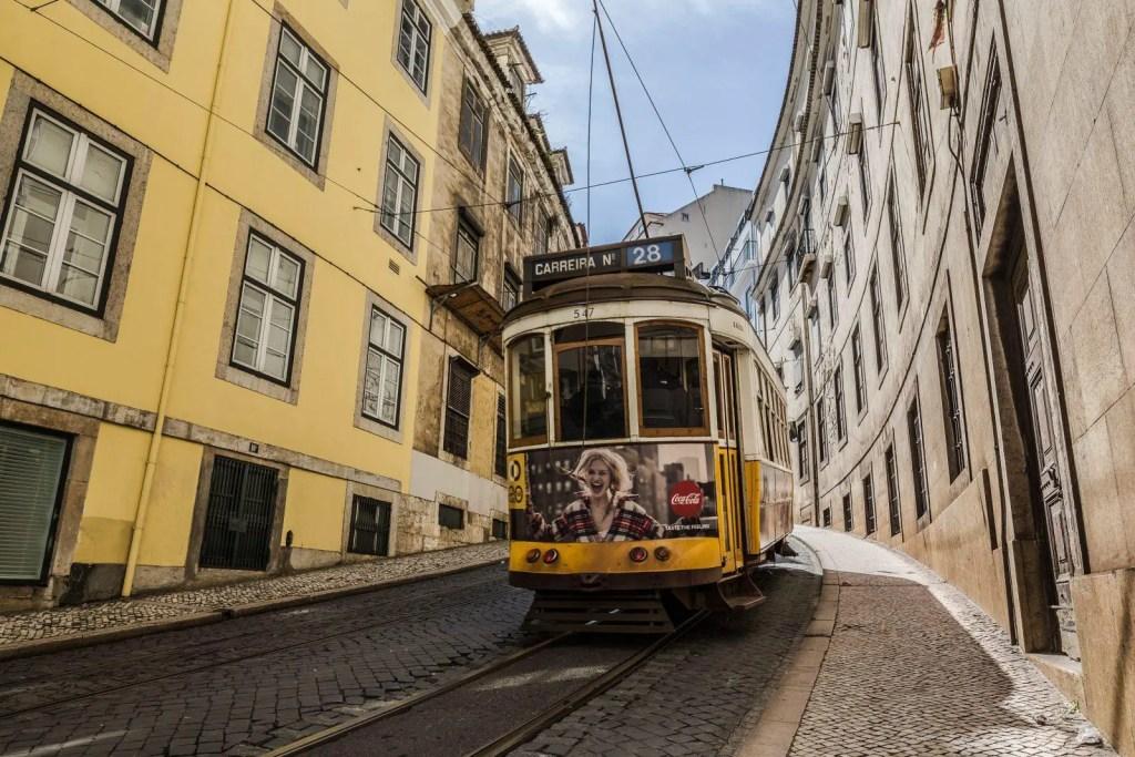 lisbon Portugal - underrated family travel destinations